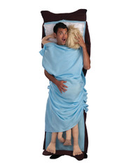 Adult Double Occupancy Costume