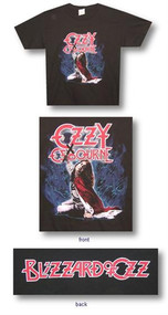 Ozzy Osbourne Blizzard of Ozz Youth T Shirt