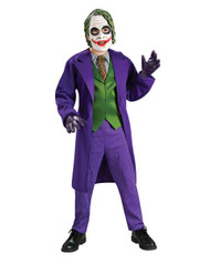 Kids Joker Deluxe Costume