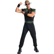 WWE Sgt Slaughter Mens Costume