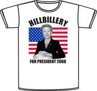Hillbillery For President Mens Tee Shirt