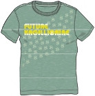 David and Goliath Future Kagillionaire Mens Tee Shirt