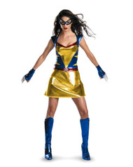 Sexy Wild Thing Wolverine Womens Costume