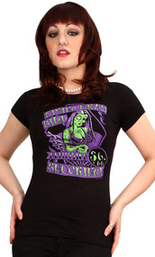 LIVING DEAD GIRL GIRLY TEE