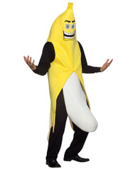 Banana Flasher Mens Costume