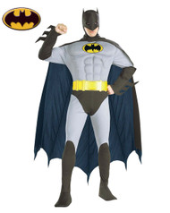 Batman Muscle Chest Adult Costume