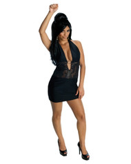 Jersey Shore Snooki Black Dress Costume