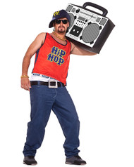 Hip Hop Home Boy Costume