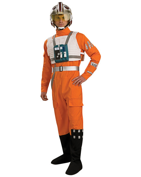 Adult Star Wars X-Wing Fighter Pilot Costume
