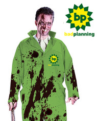 BP Bad Planning Mens Costume