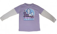 I Like Shiny Things Like My Mommy 2fer Tee Shirt by Urban Bratz