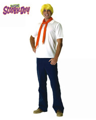 Mens Scooby Doo Fred Costume