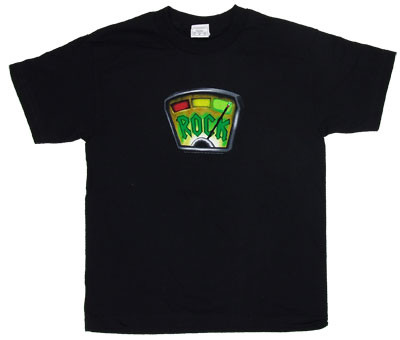 Guitar Hero I Rock Youth Tee Shirt