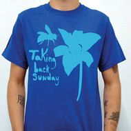 Taking Back Sunday Flower Sting Mens Tee Shirt
