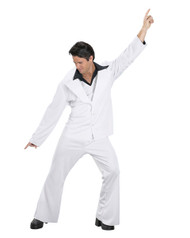 Saturday Night Fever Mens Costume