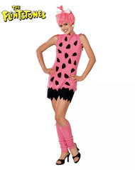 Pebbles Flintstone Womens Costume