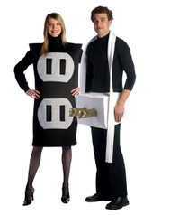 Plug & Socket Adult Couples Costume