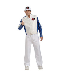 Deluxe Mens Speed Racer Costume