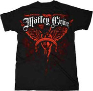 Motley Crue Angel Mens T Shirt