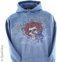 Grateful Dead Winterland Mens Hoodie
