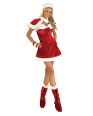 Sexy Miss Santa Womens Costume