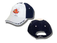 The Simpsons Toxic Girl Fish BioDomes Cap