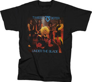 Twisted Sister Under The Blade Mens Tee Shirt