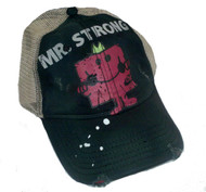 Mr. Strong Mesh Hat