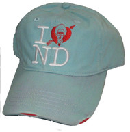 Napoleon Dynamite I Heart ND Hat