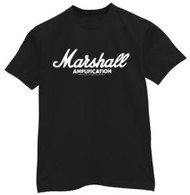 Marshall Amp Classic Mens Black Tee Shirt