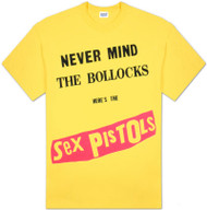 Sex Pistols Never Mind The Bollocks Mens Tee Shirt