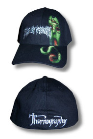 Cradle Of Filth Snake Tongue Cap