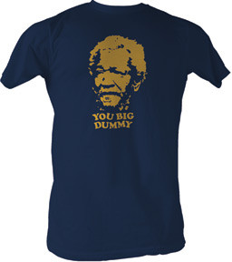 Sanford and Son You Big Dummy Mens Tee Shirt