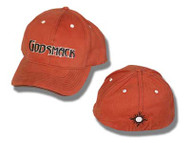 Godsmack Burnt Orange BioDomes Cap