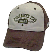 World Poker Tour Champ Hat