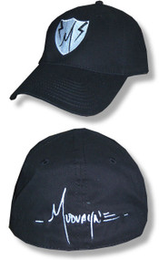 Mudvayne White Shield Cap
