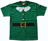 Elf Costume Mens Tee Shirt
