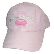 Naughty Girl Mustang Pink Hat