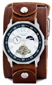 Copy of Nemesis Brown Multi Dial Self Winding Watch