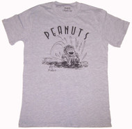 Vintage Peanuts Pig Pen Sketch Mens Tee Shirt by Mighty Fine