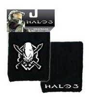 Halo 3 Covenant Logo Terry Cloth Wristband