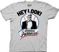 The Naked Gun Leslie Nielsen Enrique Palazzo Mens Tee Shirt