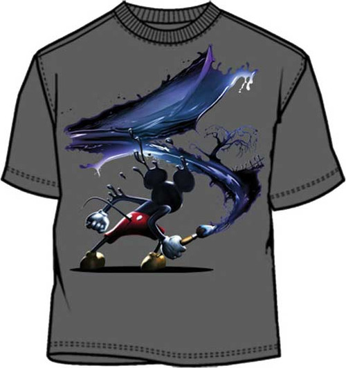 EPIC MICKEY EPIC WASH MENS LIGHTWEIGHT TEE SHIRT