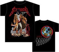 Metallica  Executioner Mens T-Shirt
