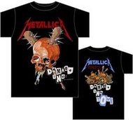 Metallica Damage Inc Mens T-Shirt