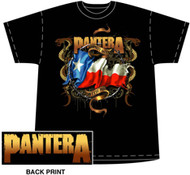 Pantera Don't Mess With Me Mens T-Shirt