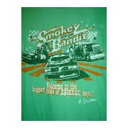 Smokey the Bandit Game of Chicken Mens T-Shirt
