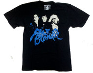 Blondie Paint Splatter Mens T-Shirt