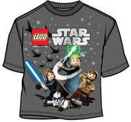Lego Star Wars Wild Boys Boys Tee Shirt