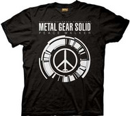 Metal Gear Solid Peace Walker Mens Tee Shirt